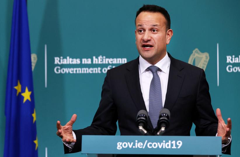 Irish PM Varadkar re-enlists on medical register to battle ...