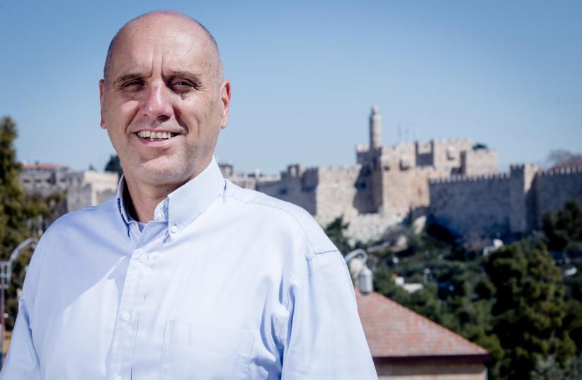Jerusalem Foundation President Shai Doron (photo credit: JERUSALEM FOUNDATION)