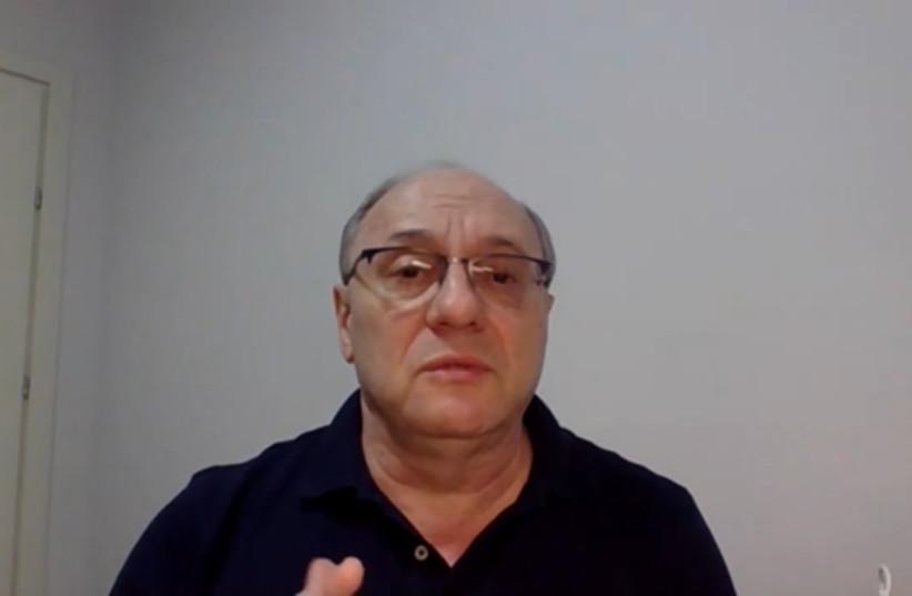 Professor Leonardo Leiderman (photo credit: screenshot)