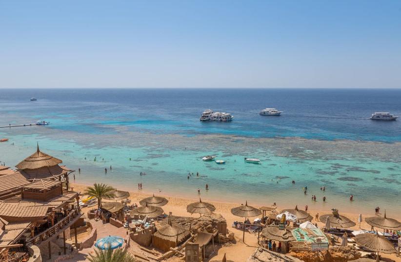 BUBLIL SERVED as a Navy commander in Sharm El Sheikh (photo credit: NEEDPIX.COM)