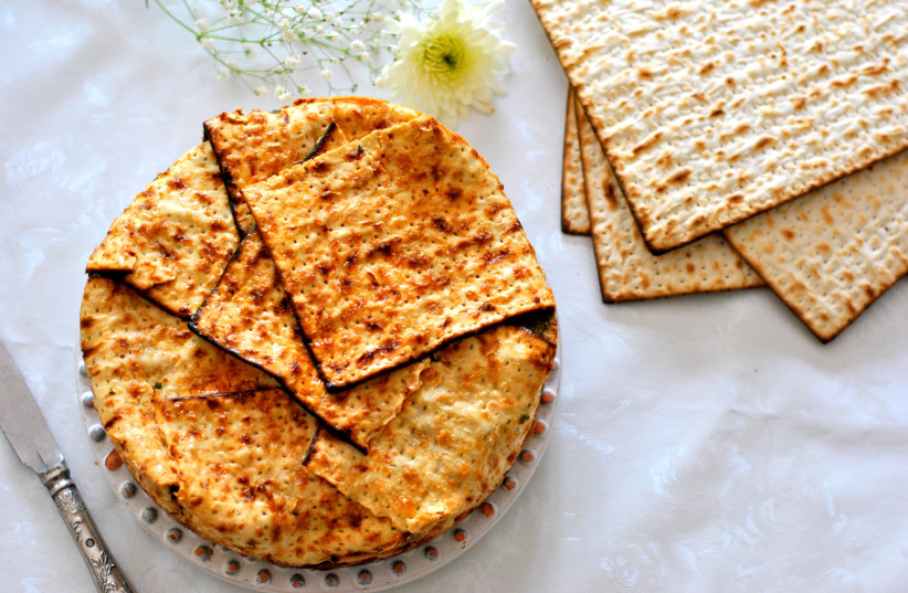 Pascale's Kitchen: What to cook for the intermediate days of Passover (photo credit: PASCALE PEREZ-RUBIN)