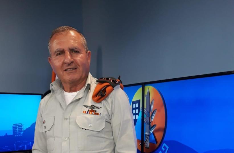 Colonel (Res.) Saleem Wahaby (photo credit: IDF SPOKESPERSON'S UNIT)