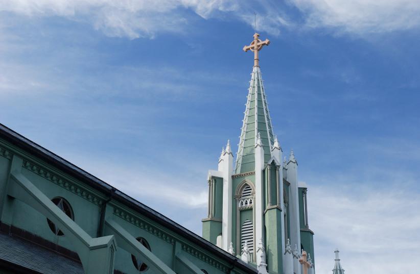 Church (illustrative) (photo credit: INGIMAGE)