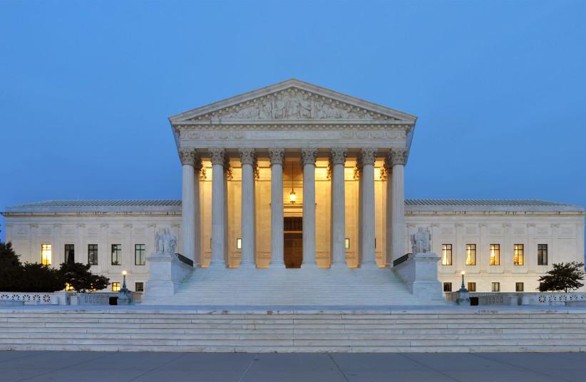 United States Supreme Court (photo credit: Wikimedia Commons)