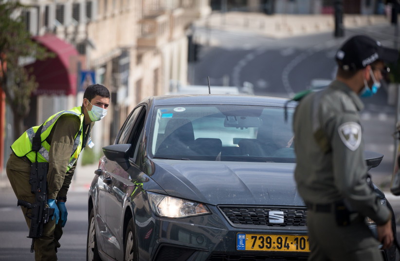 IDF: No change in procedures for entry of Palestinians into Israel