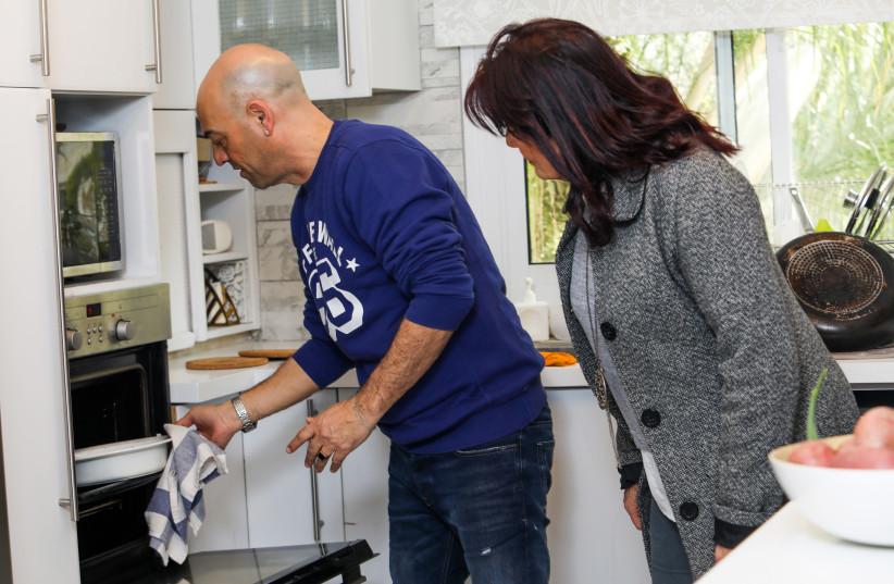 Singer Pablo Rosenberg: 'Cooking is calming for me.' (photo credit: PASCALE PEREZ-RUBIN/SHLOMI YOSEF)
