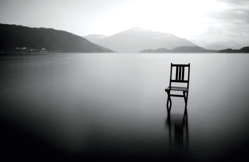 Enjoy the silence (photo credit: THOMAS LEUTHARD/FLICKR)
