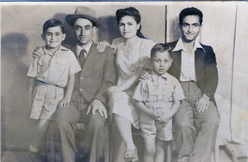 THIS IS a good time for strengthening deep family relationships: Gedalyahu family, 1948, Petah Tikva (photo credit: Wikimedia Commons)