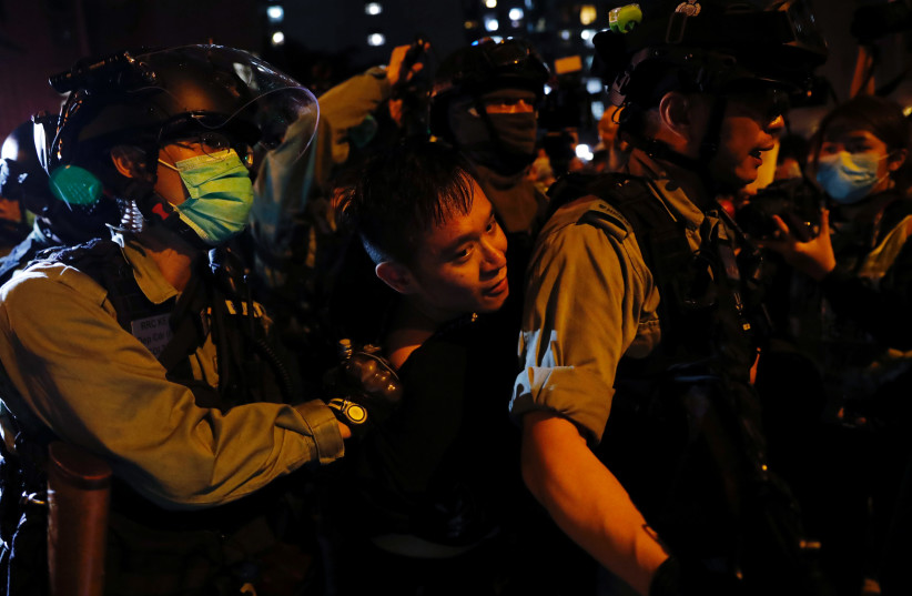 US security adviser: China takeover of Hong Kong could lead to sanctions