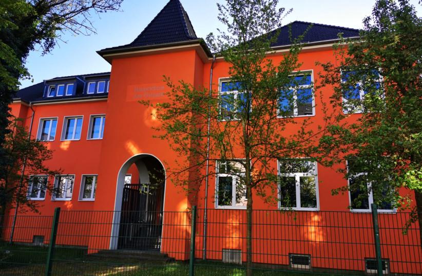 The new school in Dortmund, Germany (photo credit: Courtesy)