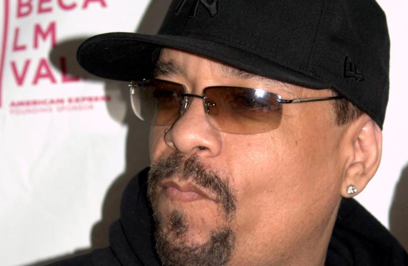 Rapper Ice T (photo credit: Wikimedia Commons)