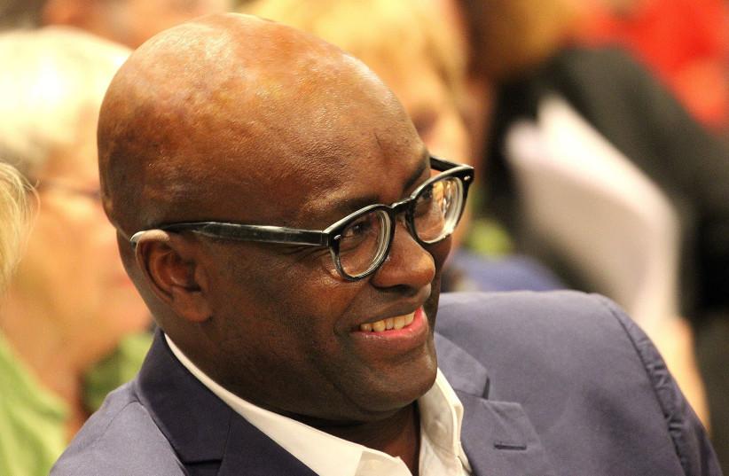 Achille Mbembe (photo credit: Wikimedia Commons)