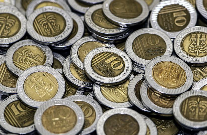 Israeli shekels (photo credit: Courtesy)