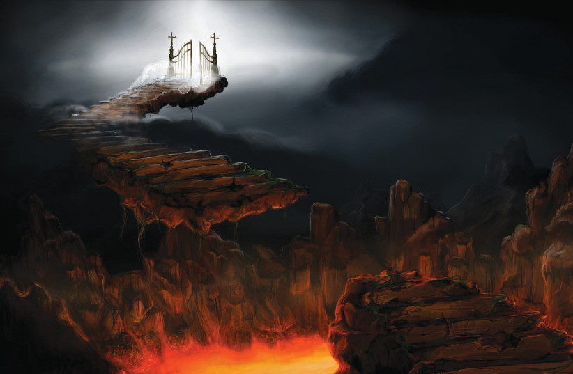 Heaven and Hell (photo credit: NEEDPIX.COM)