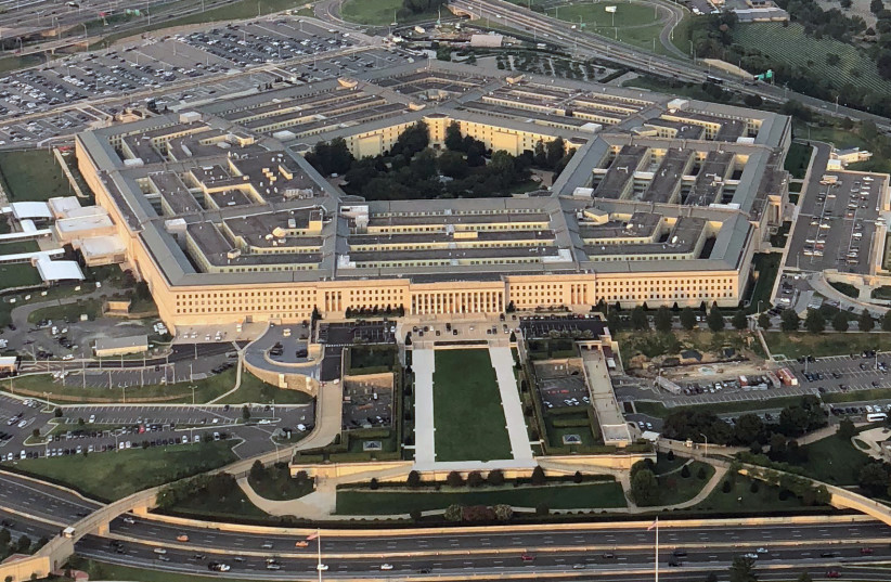 The Pentagon (Aerial view)  (photo credit: WIKIMEDIA COMMONS/ TOUCH OF LIGHT)