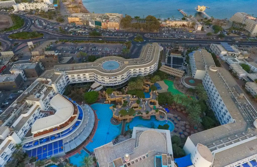 The struggles and hopes of recovery for Eilat's tourism amid coronavirus