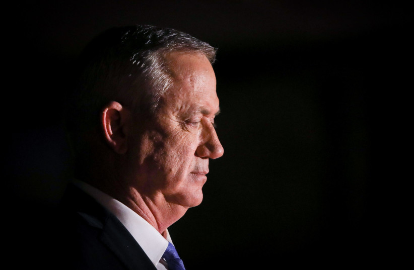 Gantz: Not everything that happens in Iran is connected to us
