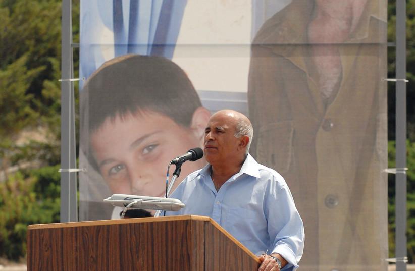 Avigdor Kahalani. (photo credit: AMOS BEN-GERSHOM/GPO)