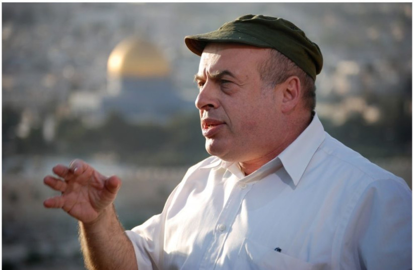 Natan Sharansky (photo credit: Courtesy)