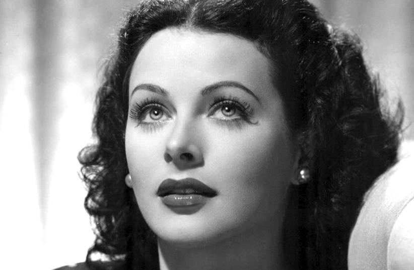 Hedy Lamarr (photo credit: WIKIPEDIA)