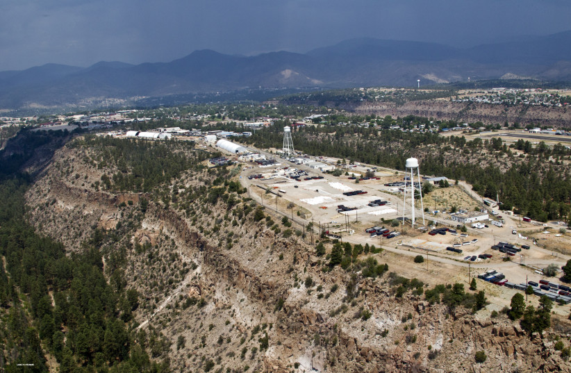Technical Area 21 at Los Alamos National Laboratory.  (photo credit: Wikimedia Commons)