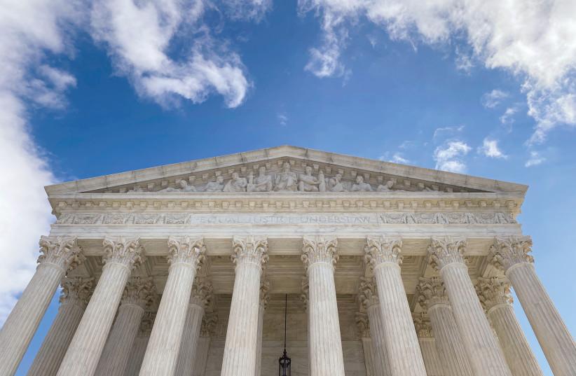 THE US Supreme Court (photo credit: REUTERS)
