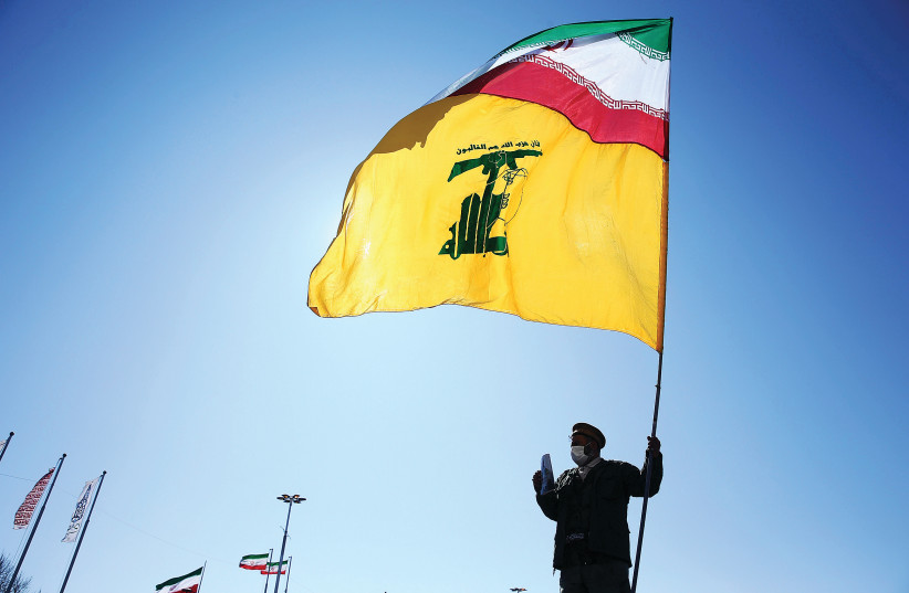 Hezbollah: A systematic violator of international law