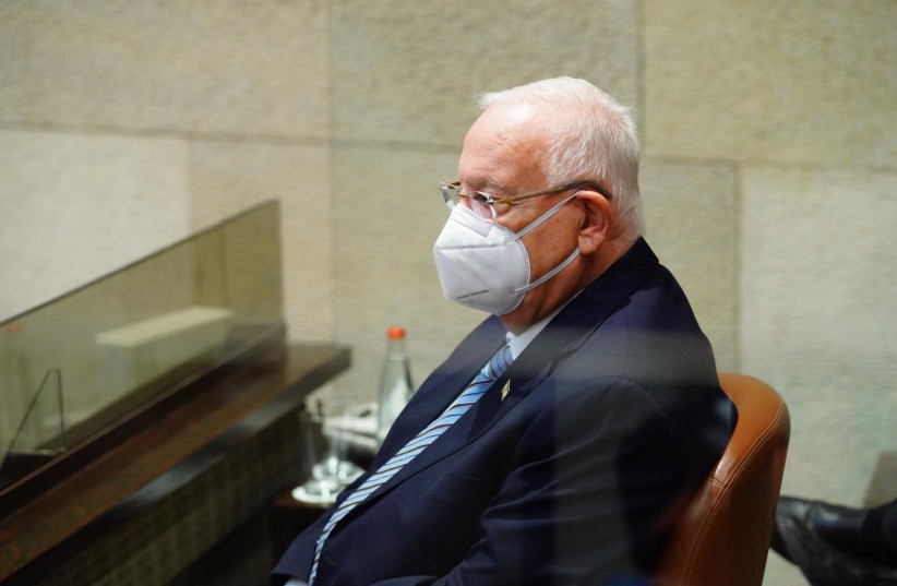 Rivlin slams gov't: Did not develop theory to fight coronavirus