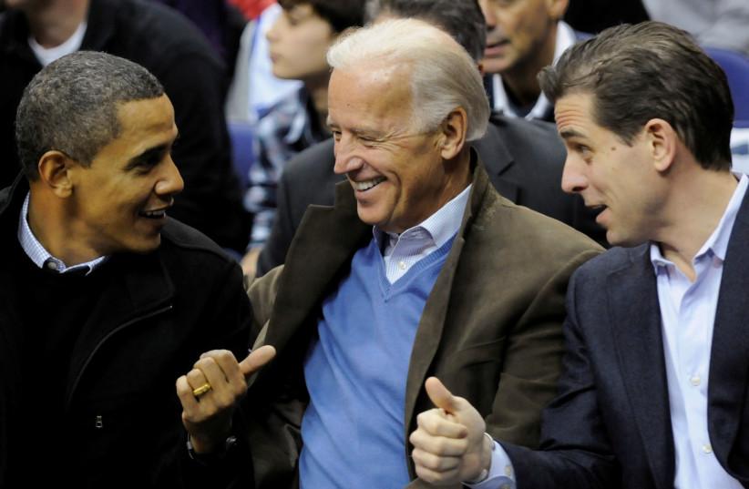Senate backs subpoena for Hunter Biden probe over Ukraine ties