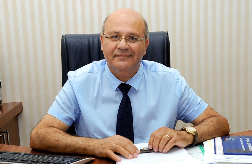 Prof. Chezy Levy, designated to be the Health Ministry's director-general (photo credit: BARZILAI HOSPITAL)
