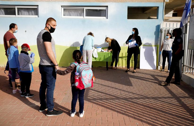 Coronavirus: Here is what Israel's schools could look like in Sept. 2020