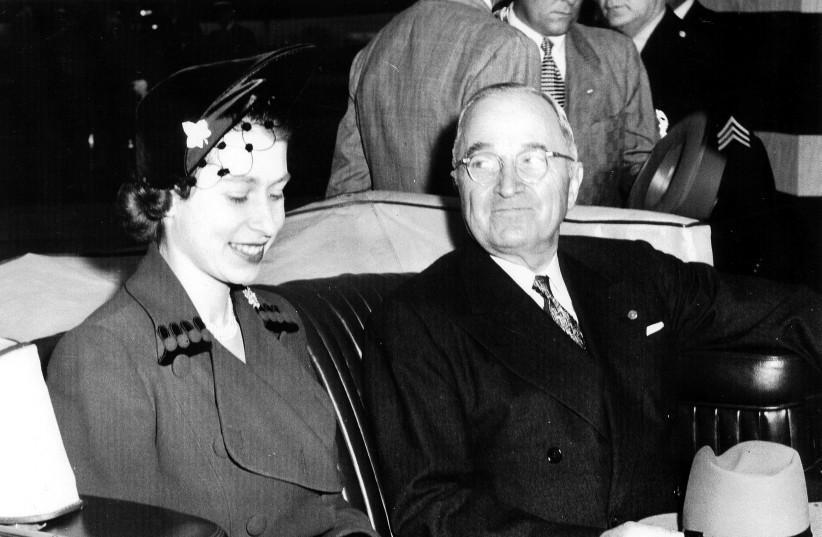 President Truman was not a saint
