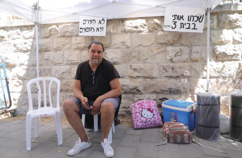 Owner of Tel Aviv's Barby Club on hunger strike near PM's Residence