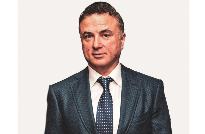 EAJC President Dr. Michael Mirilashvili  (photo credit: Courtesy)
