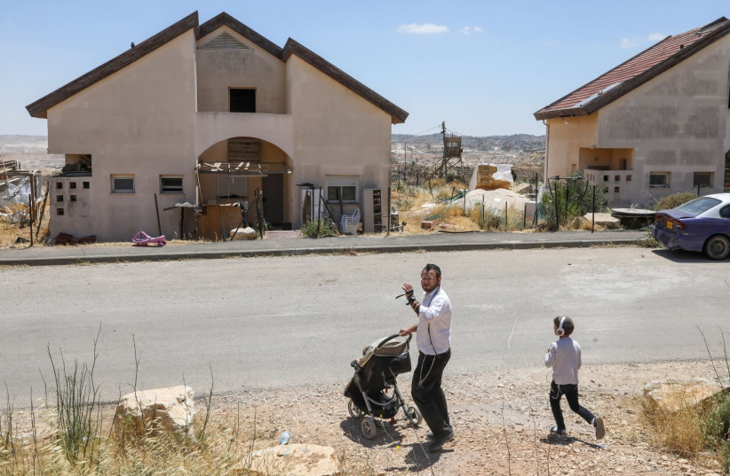 Jewish Settlers: 'Trump's plan could be good for us'
