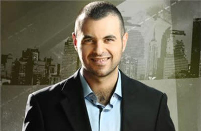Aaron Klein, Netanyahu's new strategic adviser (photo credit: Courtesy)