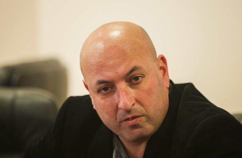 Prof. Itamar Grotto (photo credit: FLASH90)