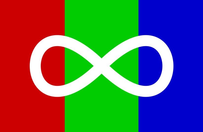 Autistic Pride Day flag. (photo credit: Wikimedia Commons)