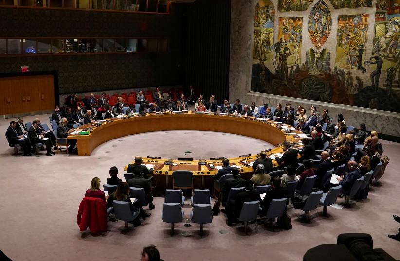 UN Security Council approves new UN envoys to mediate Middle East, Libya