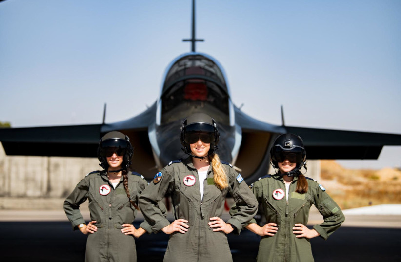 Air Force cadets, including 3 women, to get their wings Thursday