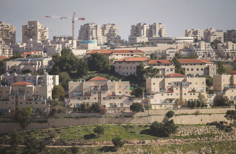 Jewish communities in the West Bank are of strategic importance – opinion