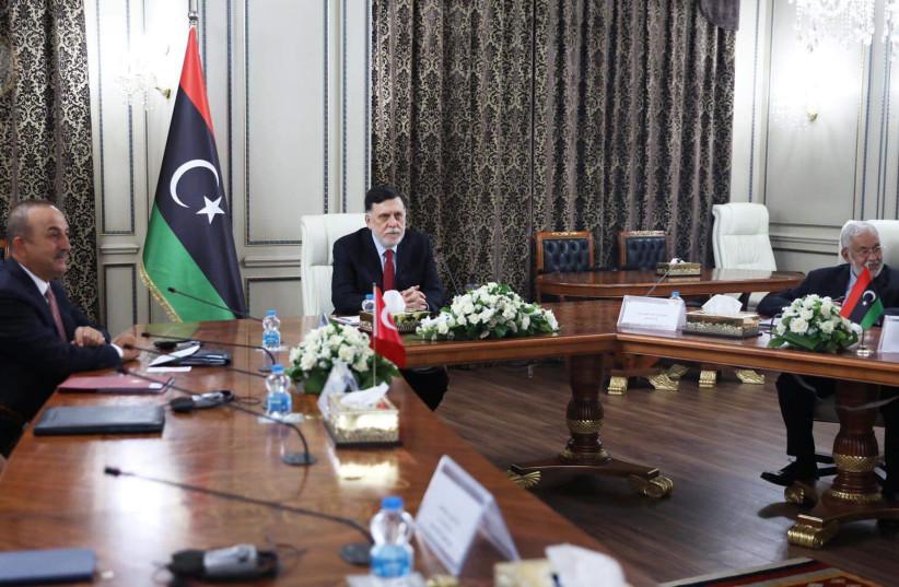 Warring Libya rivals sign ceasefire deal fundamental towards peace