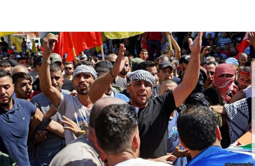 Tanzim supporters (photo credit: Courtesy)