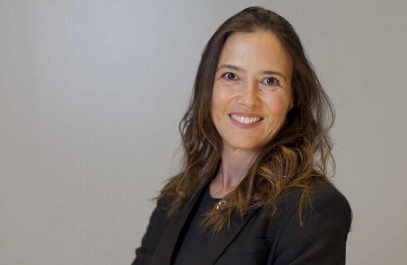 CEO of Credit Suisse Financial Services (Israel) Ltd Hila Goldenberg (photo credit: CREDIT SUISSE)
