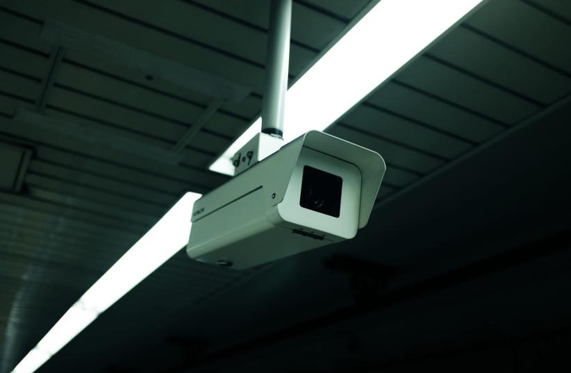 Surveillance, illustrative (photo credit: WALLPAPER FLARE)