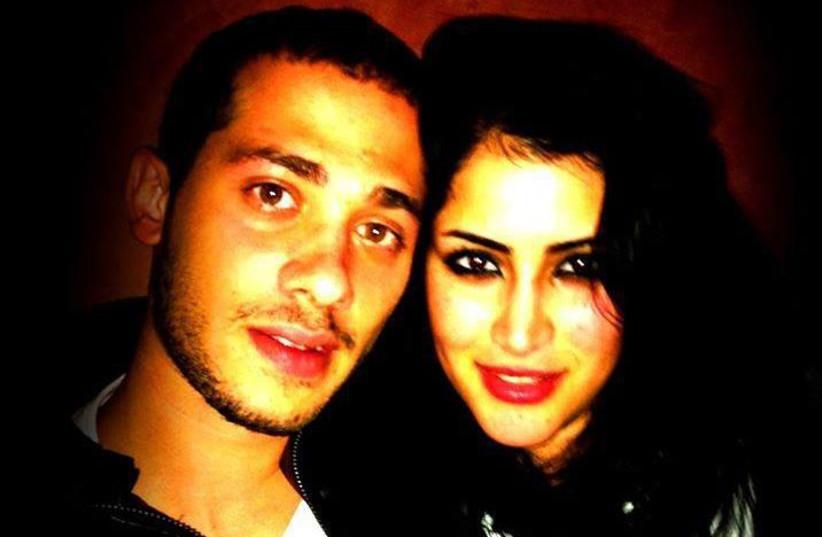 Beirut Hamud has been operating on behalf of Hezbollah with her husband Bilal Bizari (photo credit: SHIN BET)