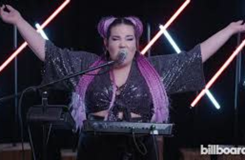 Netta Barzilai enthralls international crowd with 'at home' set