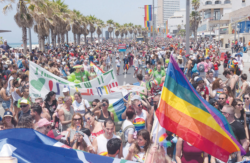 Pride Month 2020 Style Celebrating Pride Under The Cloud Of Coronavirus The Jerusalem Post