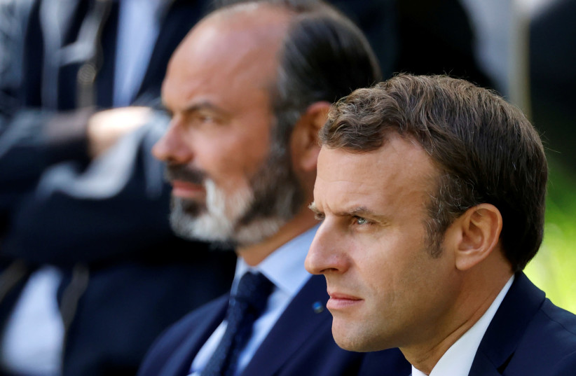 French Pm Edouard Philippe Resigns As Emmanuel Macron Readies Reshuffle The Jerusalem Post