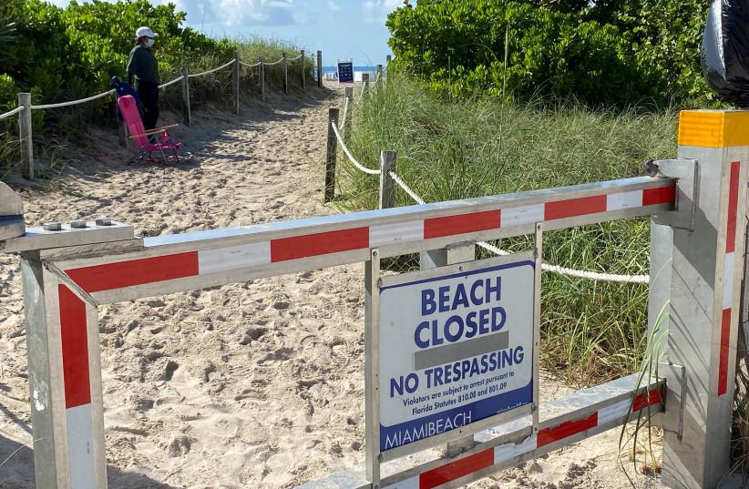 Florida coronavirus cases rise by record 11,458 on Saturday